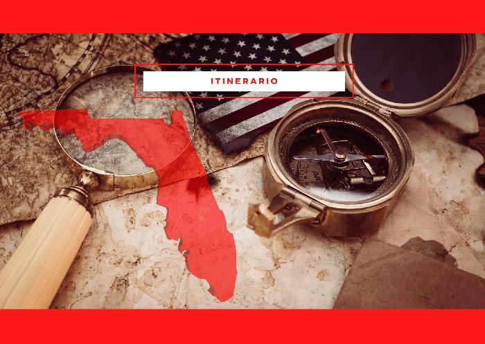 Viaggio in Florida, itinerario e costi