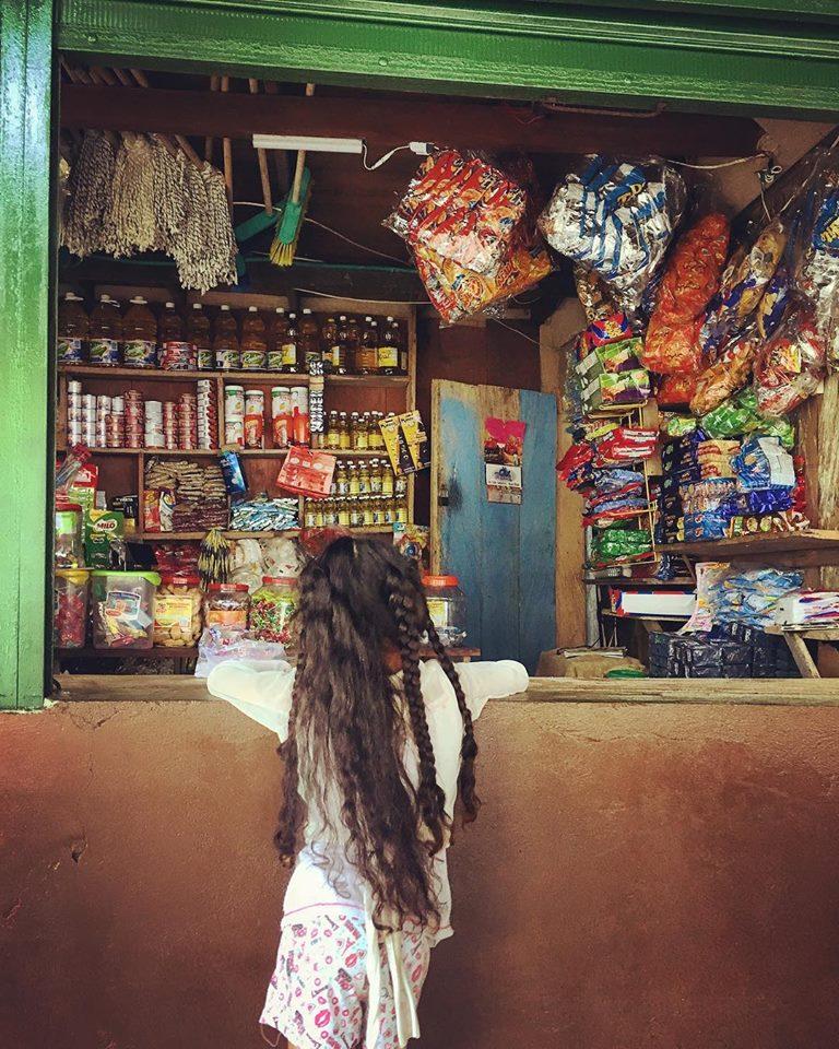 Negozio locale, Chocó