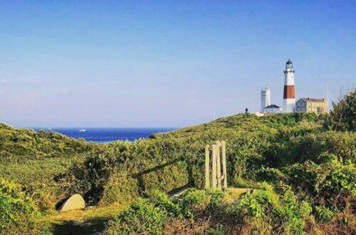 Hamptons, Point Lighthouse a Montauk
