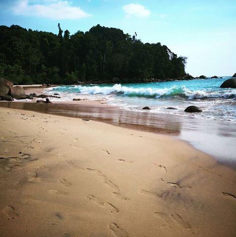 Spiaggia di Pak Weep, Khao Lak
