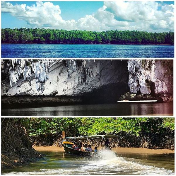 Phang Nga Bay - Andamane, Thailandia