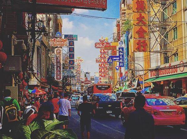 Cosa vedere nella città di Bangkok: Yaowarat Road