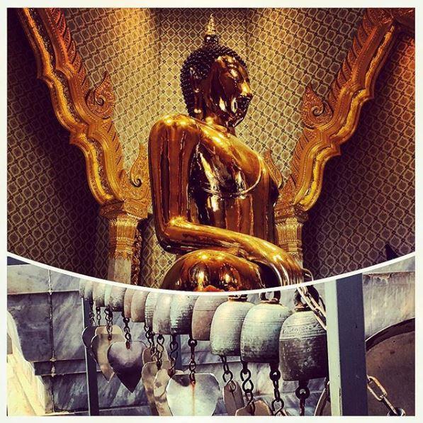 Wat Saket detto anche Monte d'oro, Bangkok