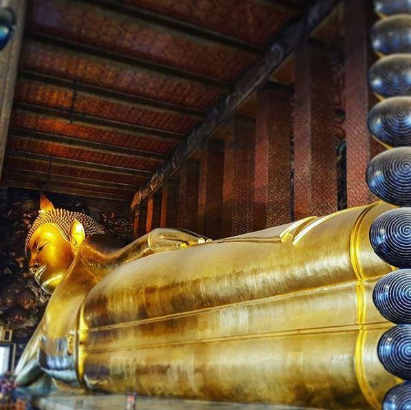 Wat Pho detto anche Tempio del Buddha sdraiato