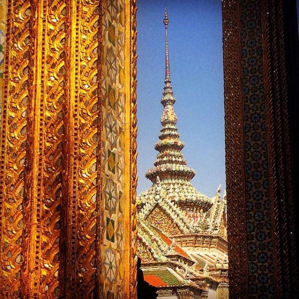 Wat Phra Kaew e il complesso del Grand Palace