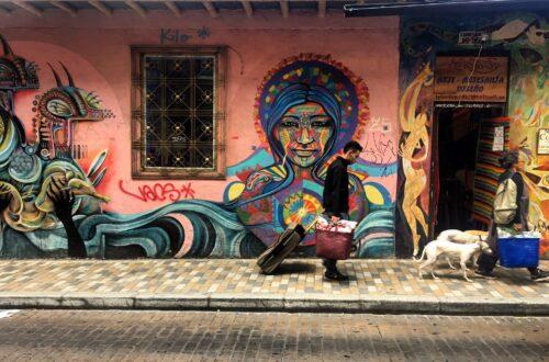 Guida alle città della Colombia, Bogotà