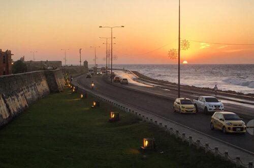 Guida alle città della Colombia, Cartagena