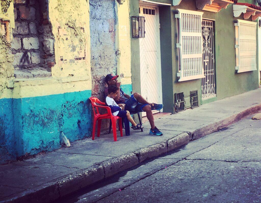 Cartagena, quartiere Getsemanì