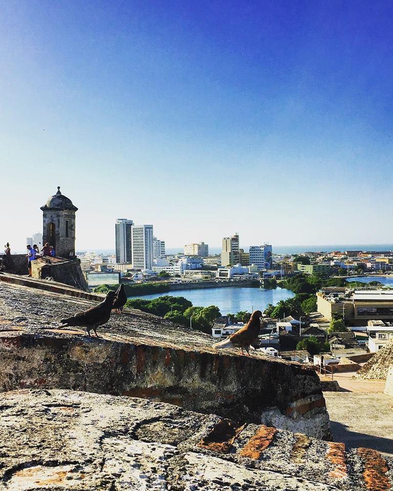 Cartagena, Castillo de San Felipe