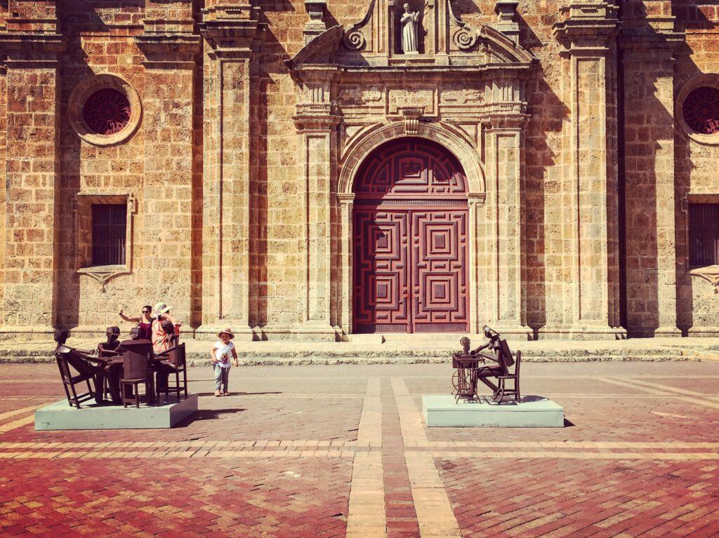 Cartagena, Iglesia de San Pedro Claver