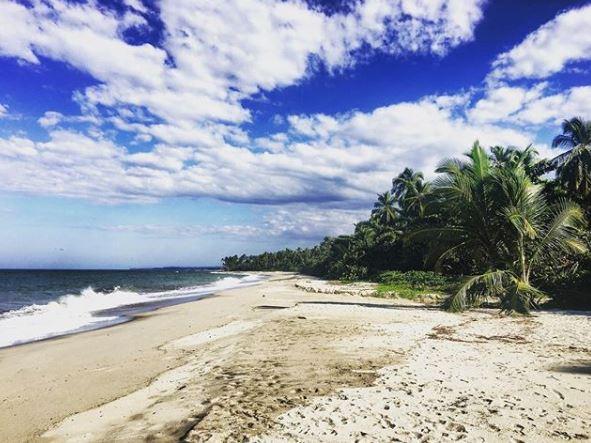 Colombia, spiaggia di Palomino