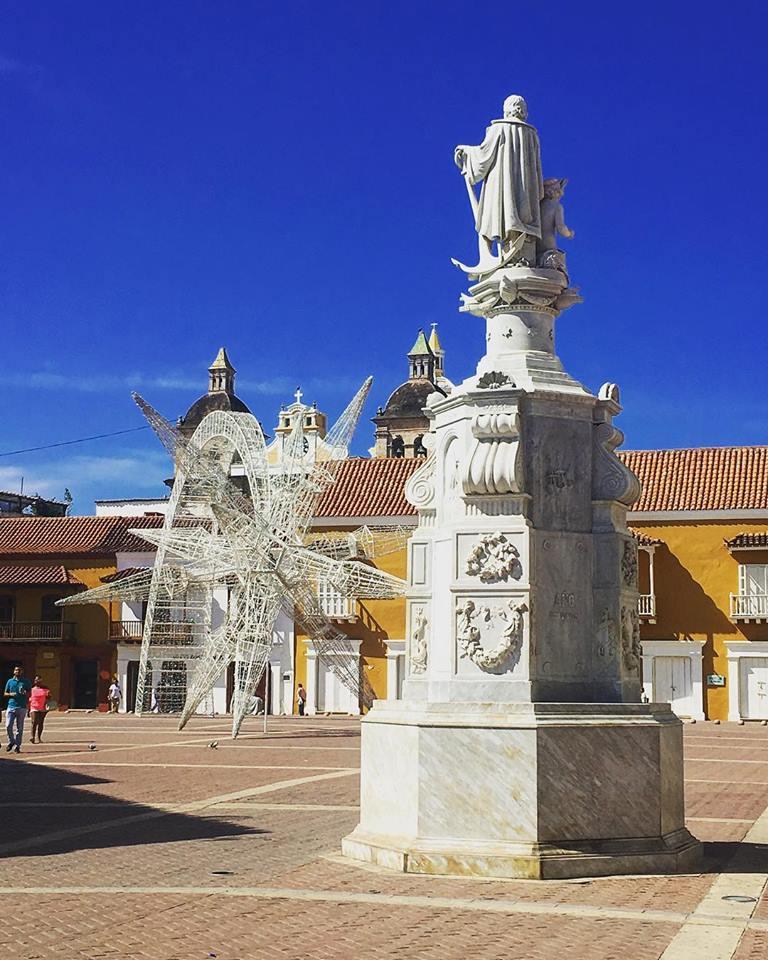 Cartagena, Plaza de la Aduana