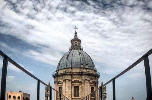 Cupola della Cattedrale di Palermo