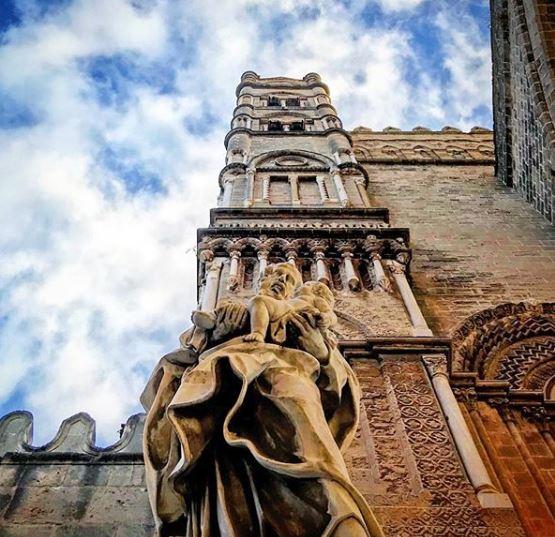 Scorcio della Cattedrale di Palermo