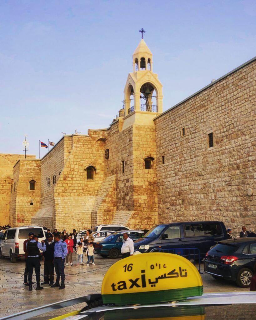 Basilica della natività, Betlemme