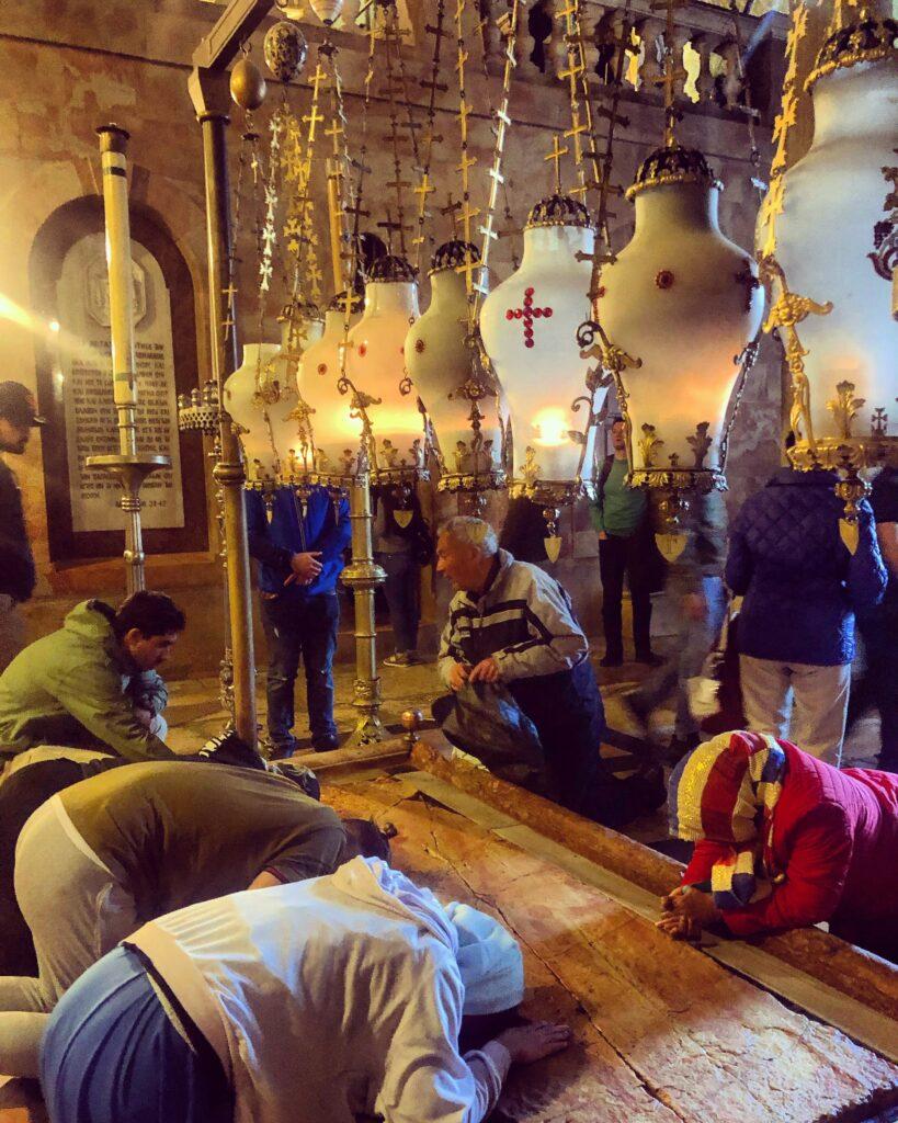 Viaggio a Gerusalemme: Chiesa del Santo Sepolcro