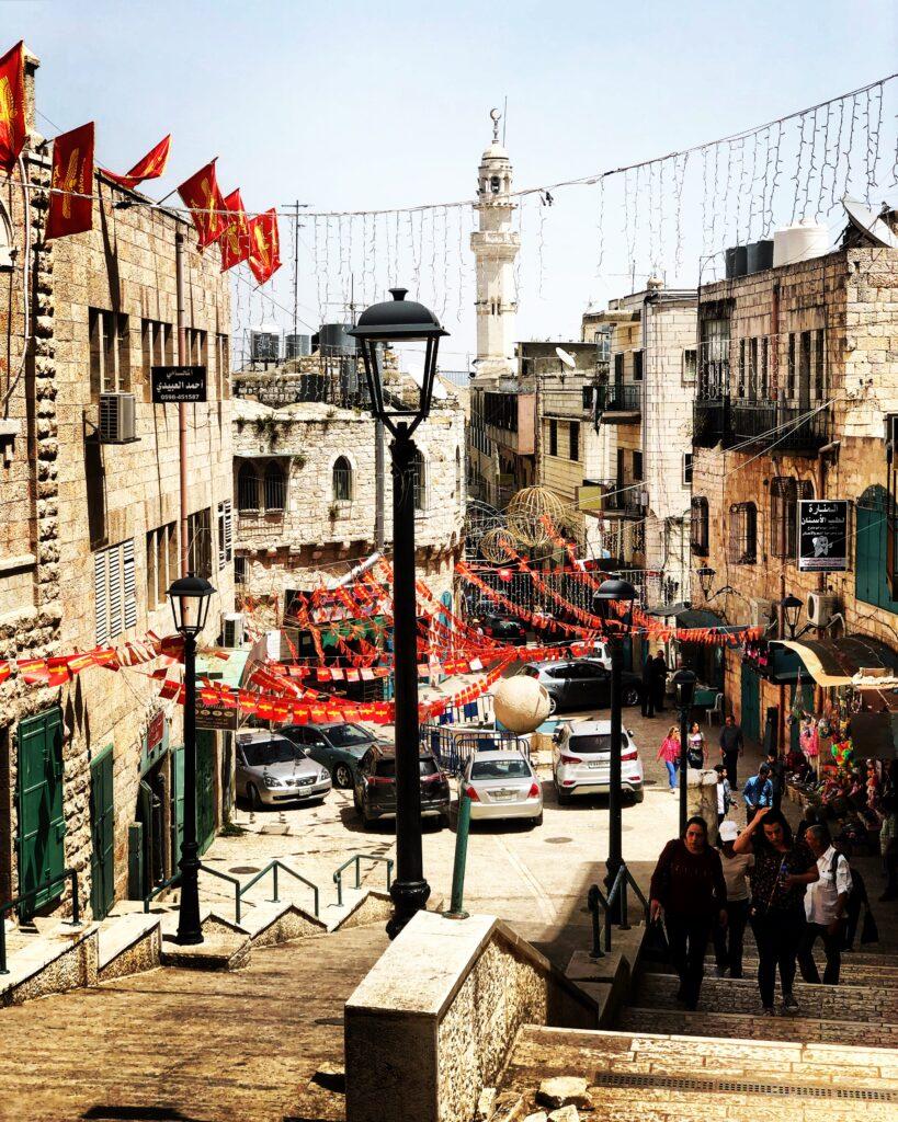 Città di Betlemme, Palestina