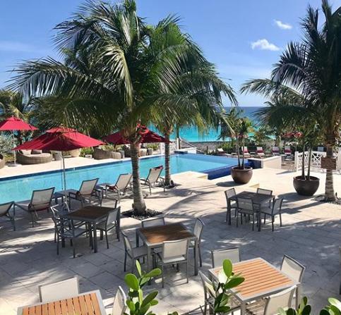 Coral Sand Hotel, Pink Sand Beach Bahamas