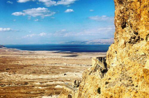 Fortezza di Masada, Israele