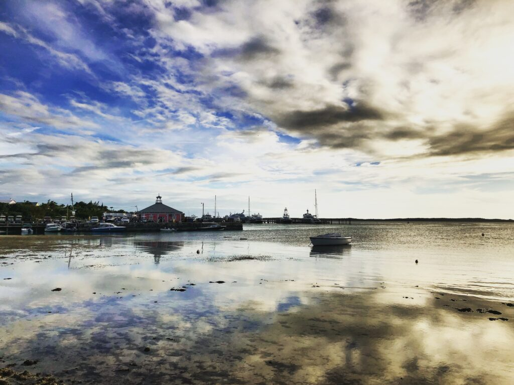 Vista su Dunmore Town, Harbour Island