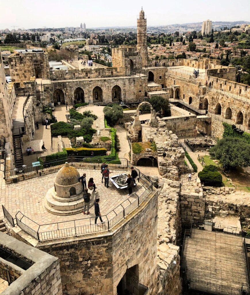 Viaggio a Gerusalemme: Torre di David
