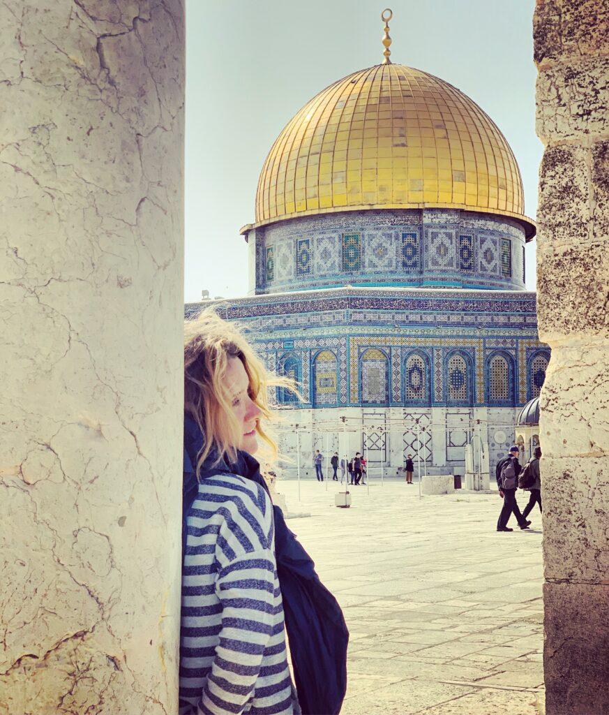 Viaggio a Gerusalemme: Cupola della roccia