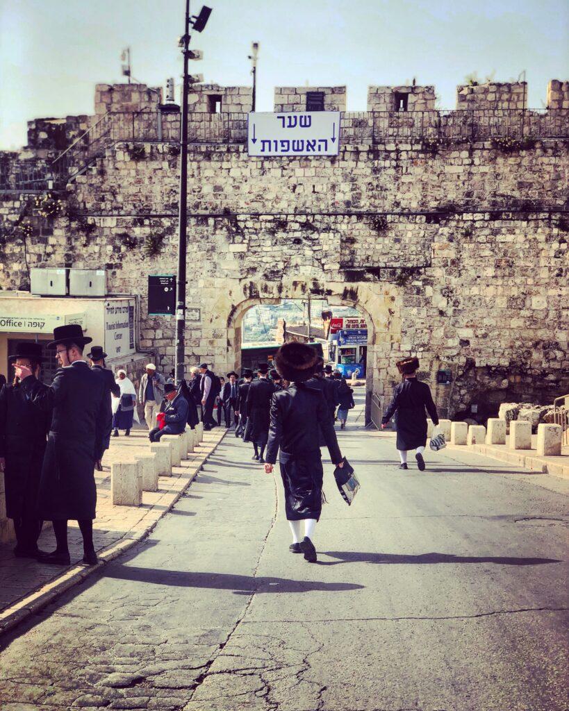 Città di Gerusalemme, quartiere ebraico