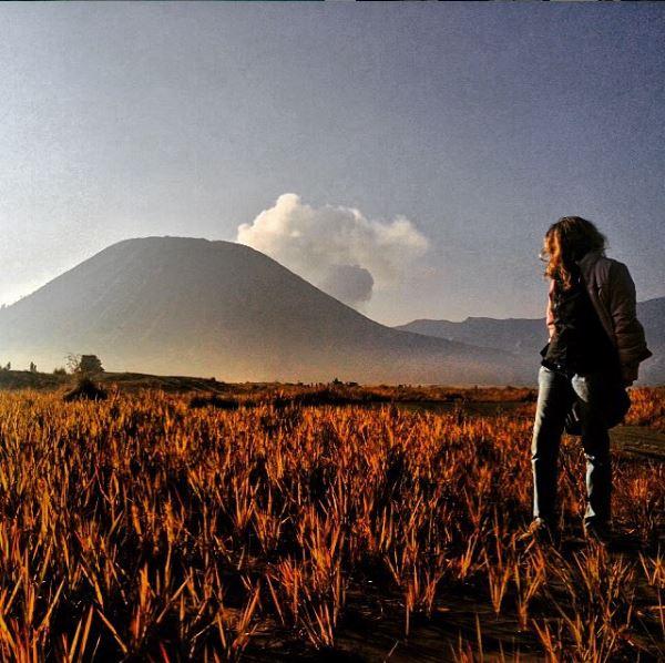 Monte Bromo, Isola di Java