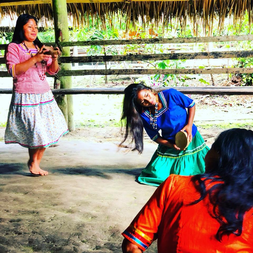 Comunità di Kichwa Anangu, Amazzonia