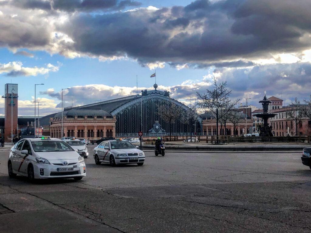 Visitare Madrid: Stazione di Atocha