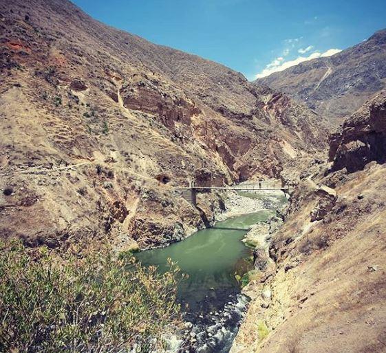 Trekking nel Canyon del Colca, Perù