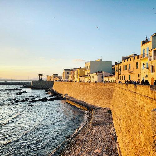 Cosa vedere ad Alghero in 3 giorni: i bastioni