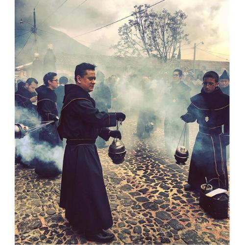 Le processioni durante la Settimana Santa
