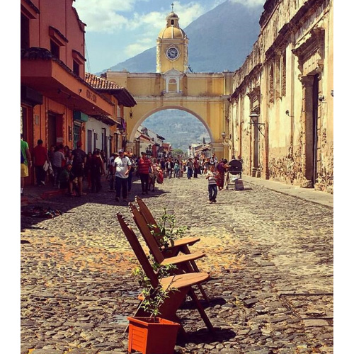Cosa vedere ad Antigua: Arco di Santa Catalina
