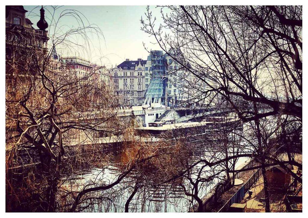 Cosa vedere a Praga: la casa danzante