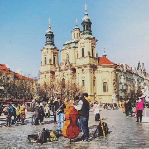 Cosa vedere a Praga: la Chiesa di San Nicola