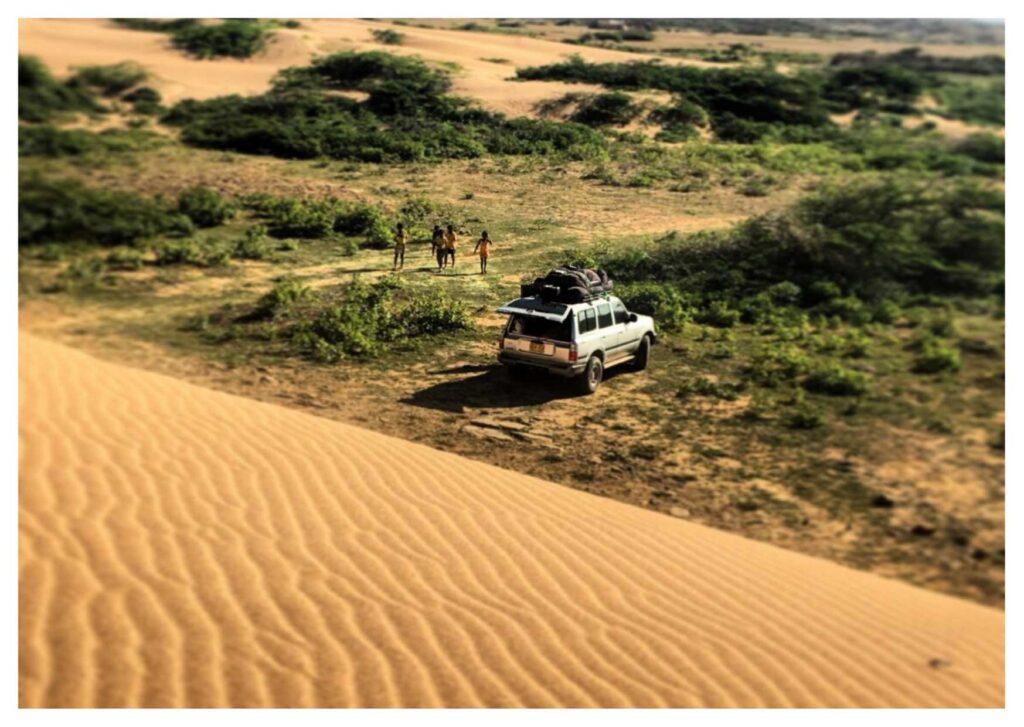Dune di Taroa, La Guajira