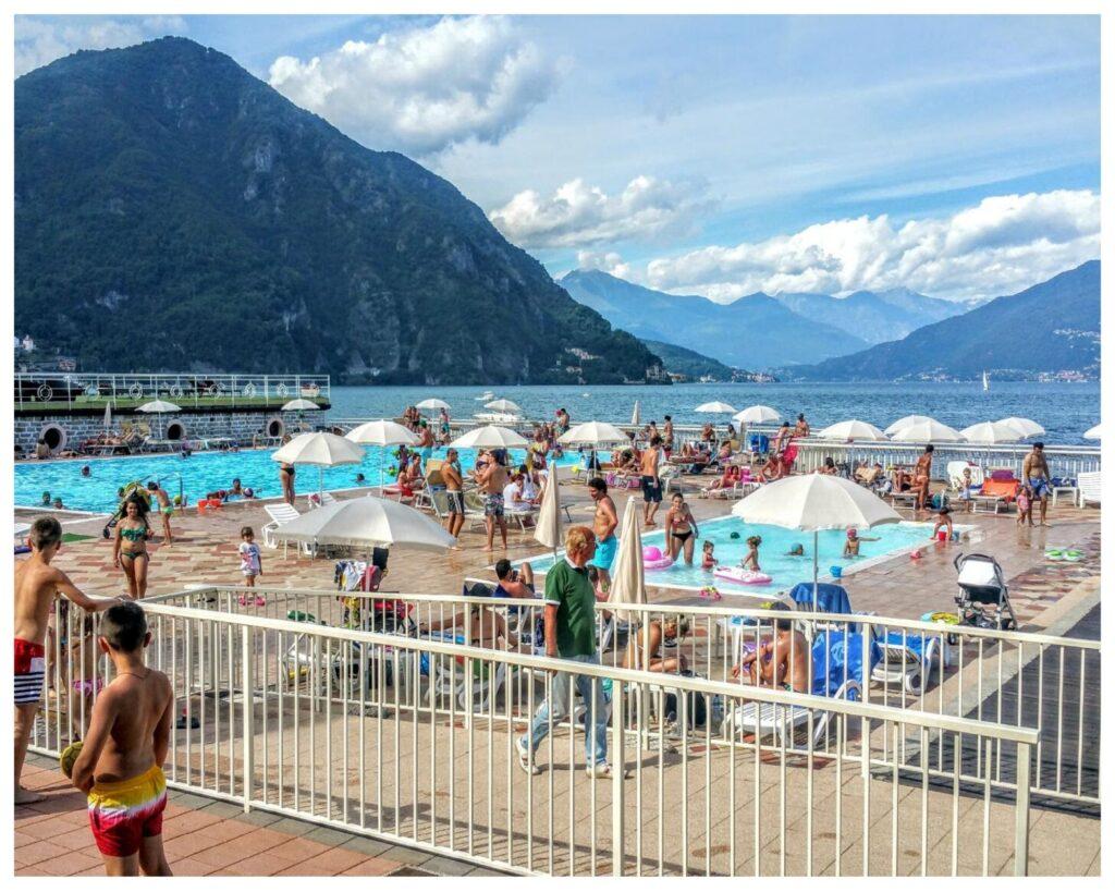 I miei lidi preferiti sul Lago di Como: Menaggio