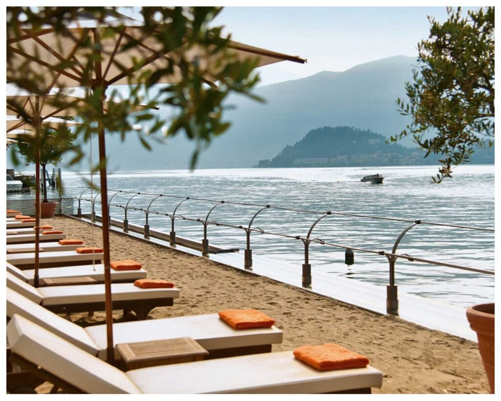 I miei lidi preferiti sul Lago di Como: Lenno
