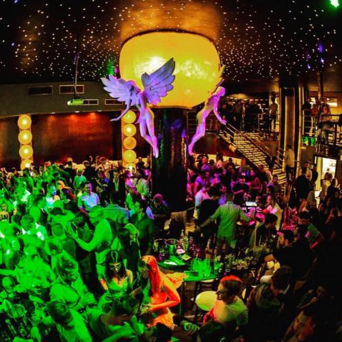 Praga e la sua vita notturna: discoteca Nebe