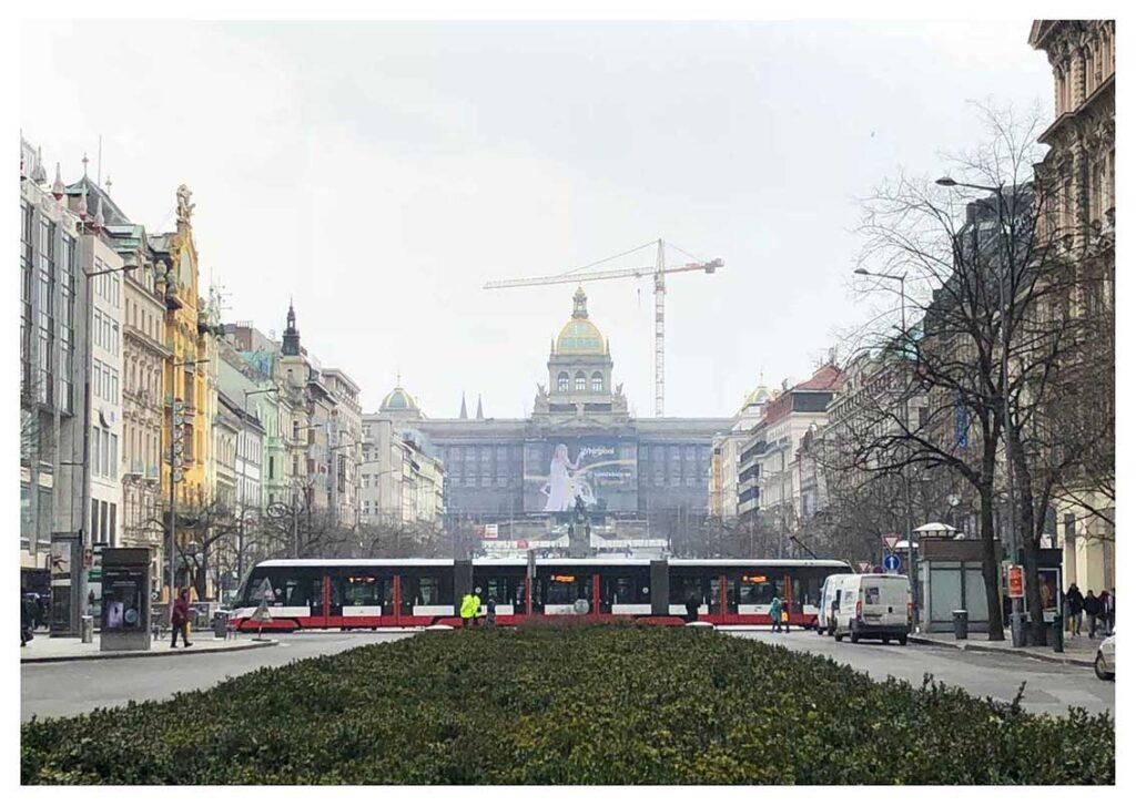 I luoghi di interesse della città: Piazza Venceslao