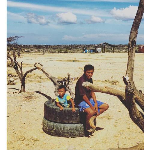 La popolazione Wayuu di La Guajira