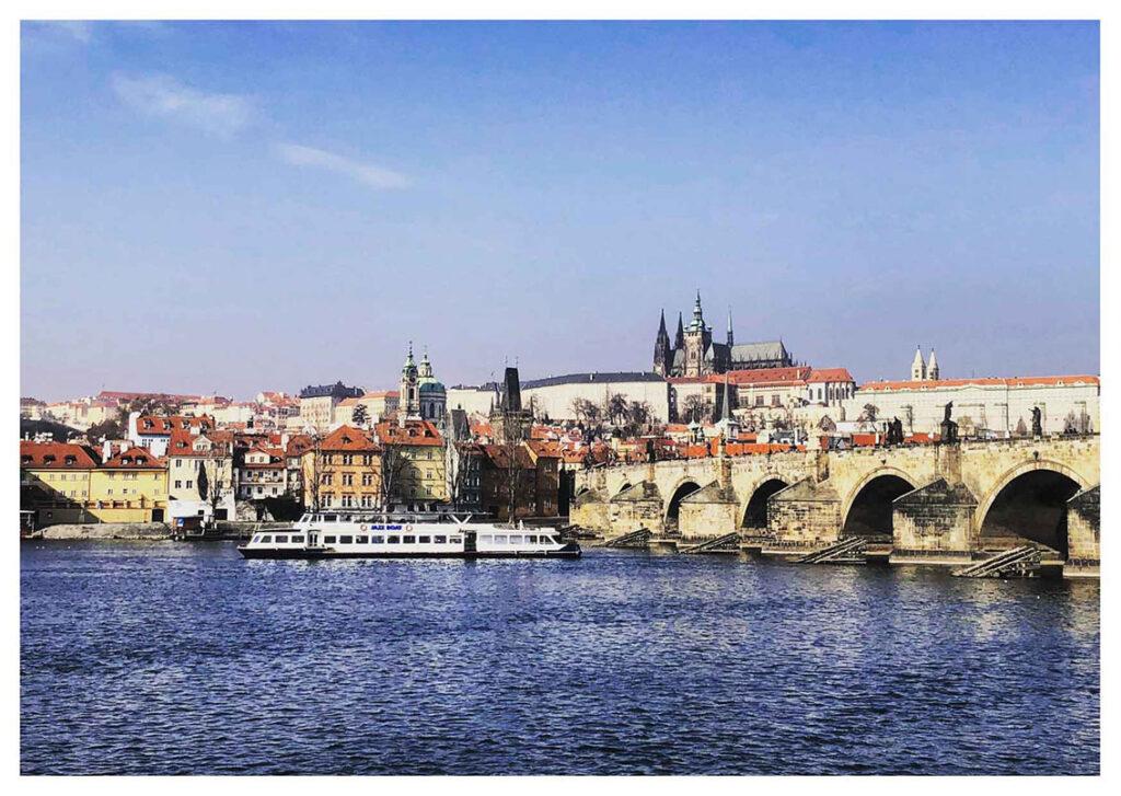 Praga, la capitale della Repubblica Ceca