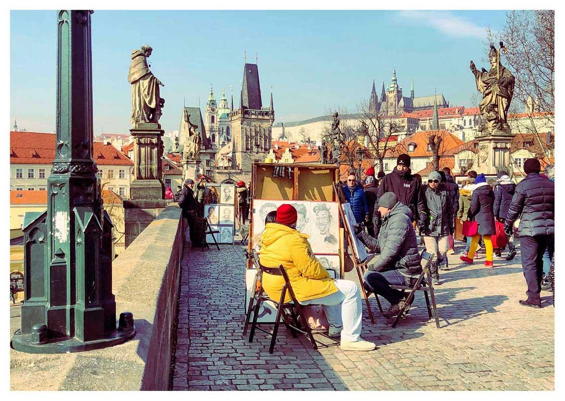 Cosa vedere a Praga: il Ponte Carlo