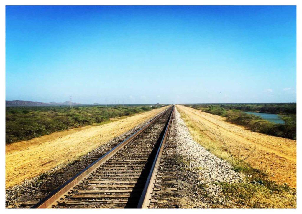 Punta Gallinas e la Guajira on the road