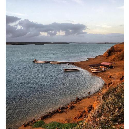 Tramonto a Punta Gallinas