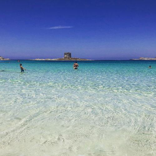 Spiaggia della Pelosa, Stintino