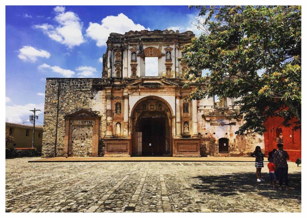 Antigua, la città più bella del Guatemala
