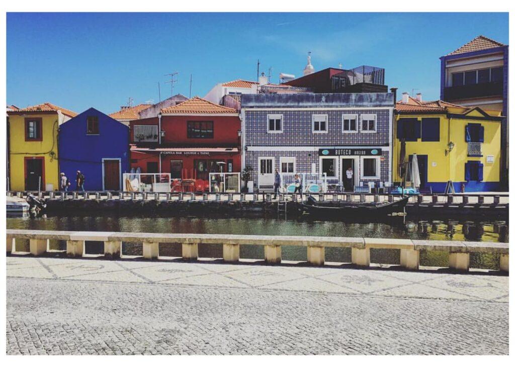 Aveiro, Praça do Peixe