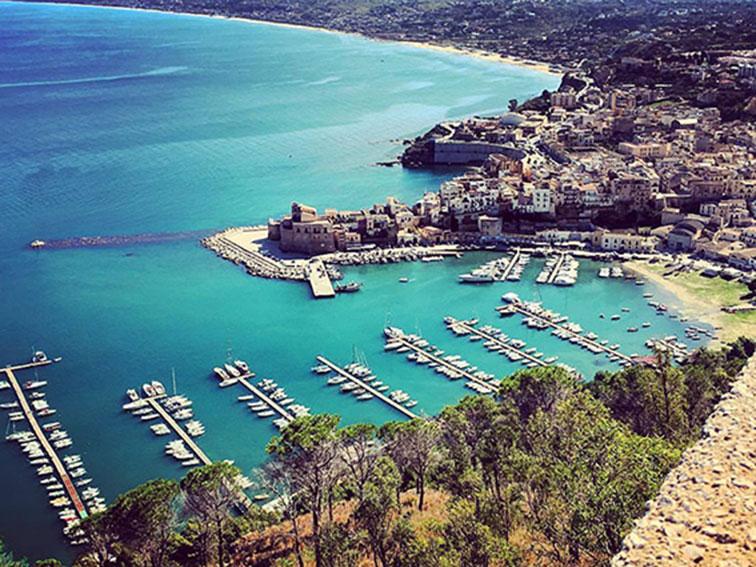 Cosa vedere in Sicilia Occidentale, Castellammare del Golfo